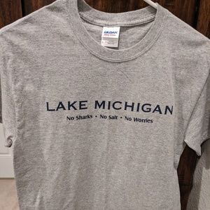 Lake Michigan Tee